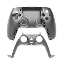 Coque de remplacement ABS pour Console de jeu PlayStation 5 PS5, bricolage avant et arrière pour accessoires de jeux DualSense