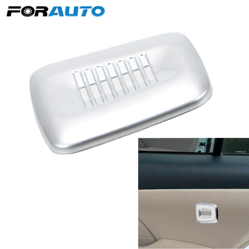 FORAUTO ABS Interior Roof Dome Microphone Cover Trim For BMW F30 F32 F07 F10 F15 F12 F25 X3 X5 3 4 5 6 Series Car Accessories image