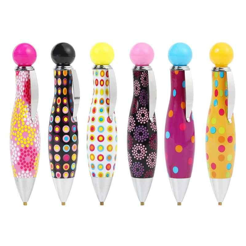 Professional Diamond Painting Tool Cute Point Drill Pen Diamond Embroidery Accessory Diamond Painting Cross Stitch Tool Kits