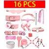 16 PCS Pink
