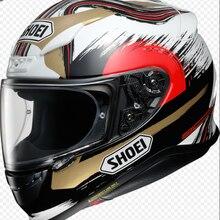 Casque de moto plein visage Z7 lucky 2, casque d'équitation, Motocross, course de moto