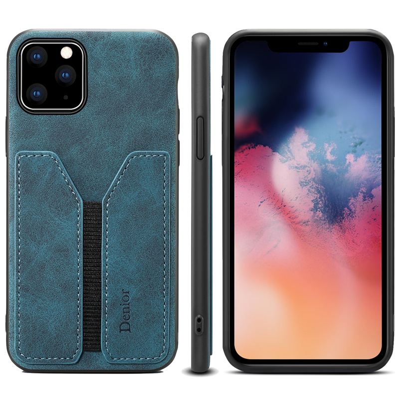 Deluxe Leather Card Holder Case for iPhone 11/11 Pro/11 Pro Max 45