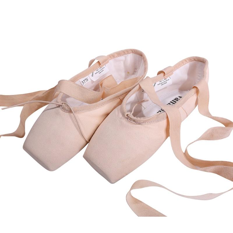 dailymall Ladies Full Sole Ballet Dance Foot Thong Protector Dancewear Dancing Shoes
