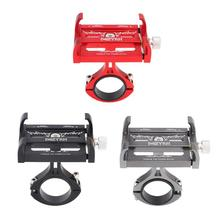 Aluminum Alloy Bicycle Phone Holder Universal Bike Motorcycl