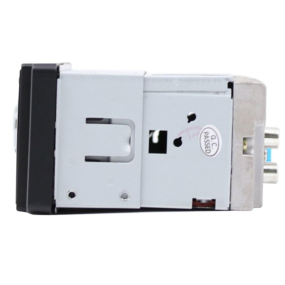 Vehemo 4.1 pouces Auto MP5 lecteur voiture Bluetooth MP5 MP3 volant télécommande vue arrière automobile FM Radio - 2