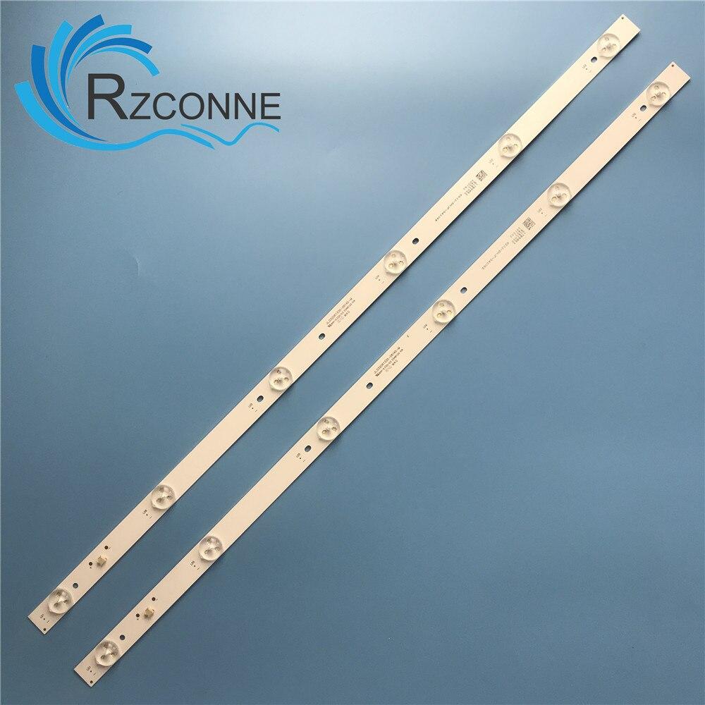 580mm LED Backlight Strip 6 Lamps For Tv JL.D32061330-081AS-M FZD-03 E348124 HM  32v Input MS-L1343 L2202 L1074