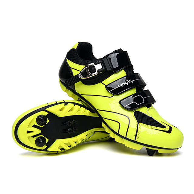 2020 novo tamanho grande mtb sapatos de ciclismo respirável ao ar livre estrada de corrida de bicicleta botas de tornozelo atlético auto-travamento tênis homem 4