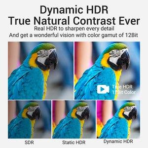 Image 5 - Vention HDMI 2.1 כבל 4K 120Hz 3D גבוהה מהירות 48Gbps HDMI כבל עבור PS4 ספליטר מתג תיבה extender אודיו וידאו 8K HDMI כבל