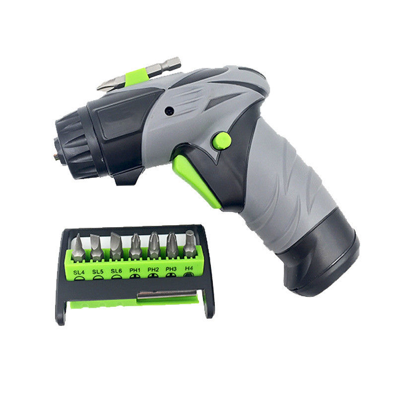 X Power Kcs621A S8B 9 In 1 6V Household Dry Battery Models Multifunctional Electric Screwdriver Set Hardware Tools|Electric Screwdrivers| |  - title=