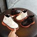 Winter kinder Freizeit Martin Stiefel Baby Weichen Boden Stiefel Baumwolle Schuhe 1 3 Jahre Alte kinder Schuhe-in Stiefel aus Mutter und Kind bei