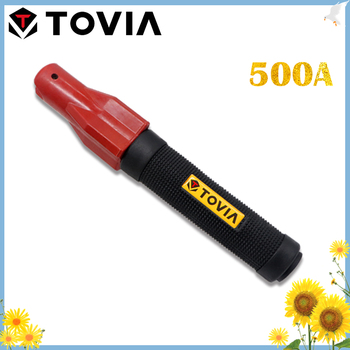 TOVIA 500A Electrode Holders 1.0-4.0mm Welding Clamp Professional Weld Holder For Welding Machine