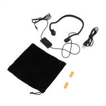 BTL-G002L Bone Conduction Headphone Micr