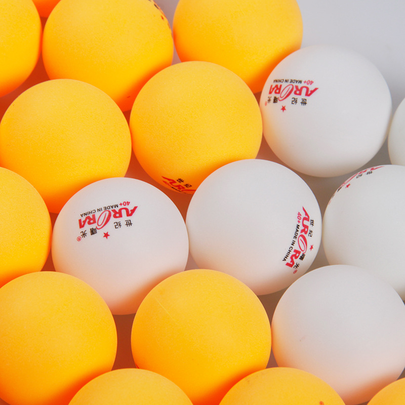 Furra Official Genuine Product ABS New Materials 1 Star Ping Pong 40 + Game Training Ball