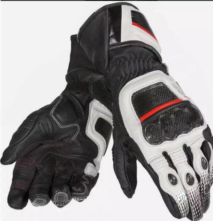 Dain Motorrad MTB MX Bike Off-road Moto Reiten Druiden ST Carbon Faser Handschuhe Männer