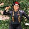 2020 feminino corrida frenesi pro equipe triathlon terno manga longa ciclismo skinsuit macacão correndo engrenagem maiô ropa ciclismo 20