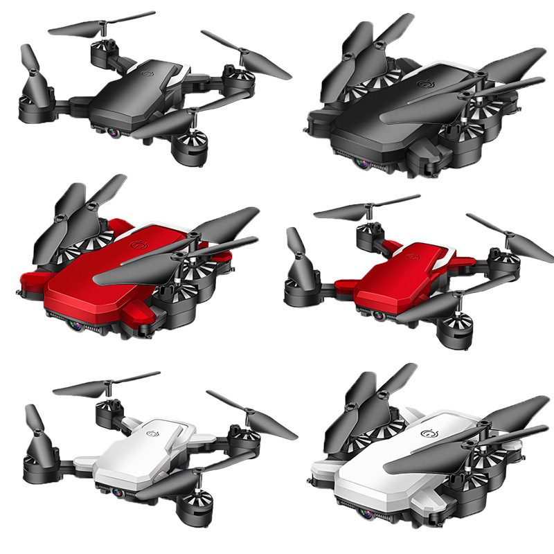 Folding Mini Quadcopter Gesture Photo Shoot Video Unmanned Aerial Vehicle Real-Time Transmission Remote Control Aircraft