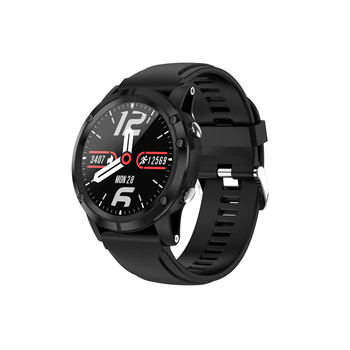 2019 T5 Smart Watch Man Waterproof Heart Rate Blood Oxygen Monitor Long Standby Alloy Case Smart Watches For Android IOS Phone