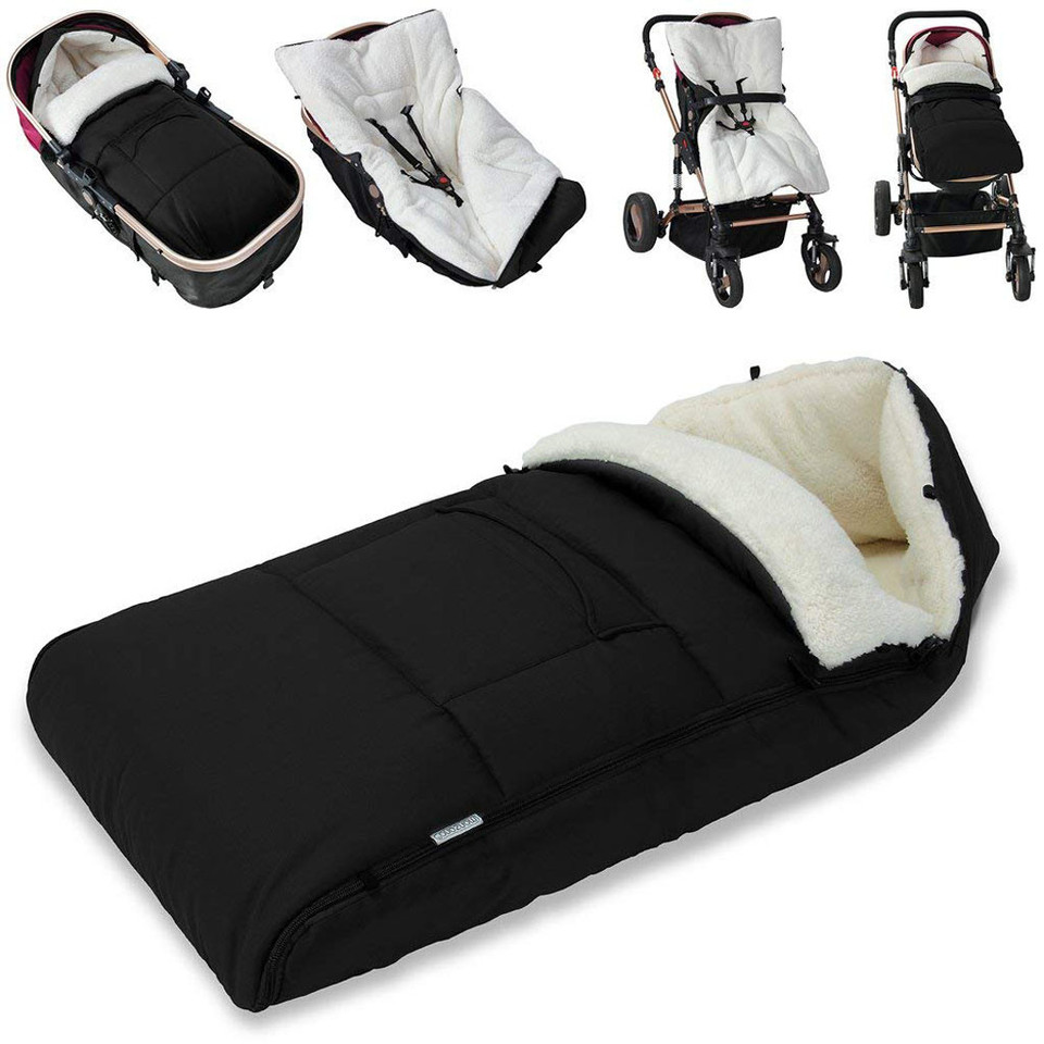 UNIVERSAL FOOTMUFF COSY TOES APRON LINER BUGGY PRAM STROLLER BABY TODDLER