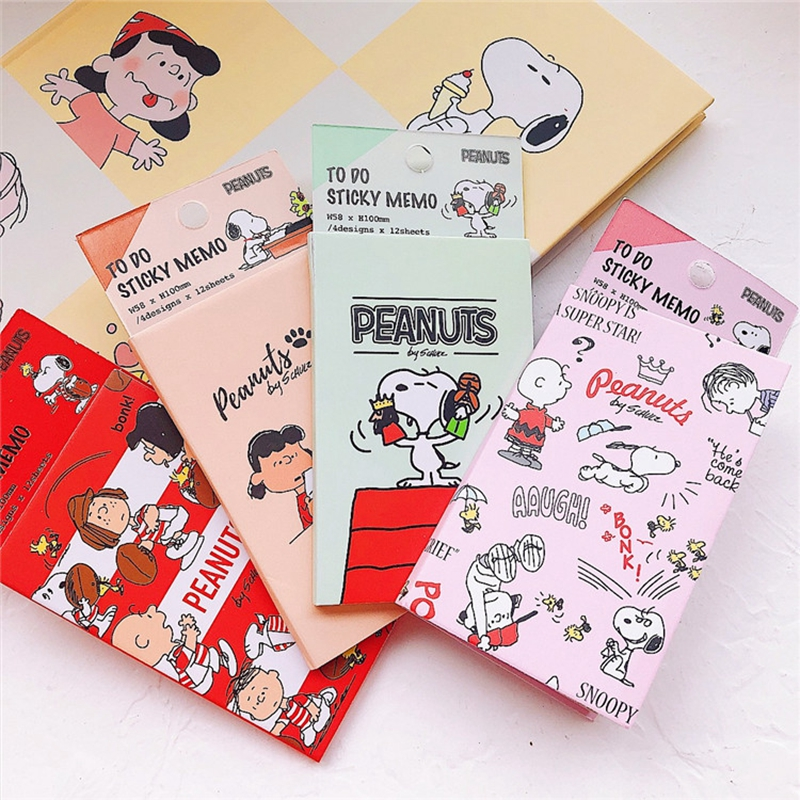1Pc Portable Cute Paper Diary Notepad Memo N Post Sticky Notebook Gift