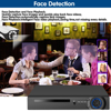 H 265  8CH 5MP POE Hi3516E300 NVR Face record Kit CCTV Security System Two Audio 5MP IR POE IP Camera P2P Video Surveillance Set promo