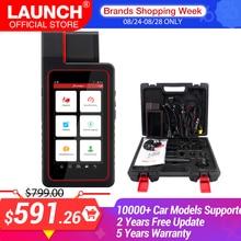 Bew прибытие LAUNCH X431 Diagun V bluetooth wifi автомобиль полная система диагностики obd2 считыватель кода 16 функция сброса обновление онлайн