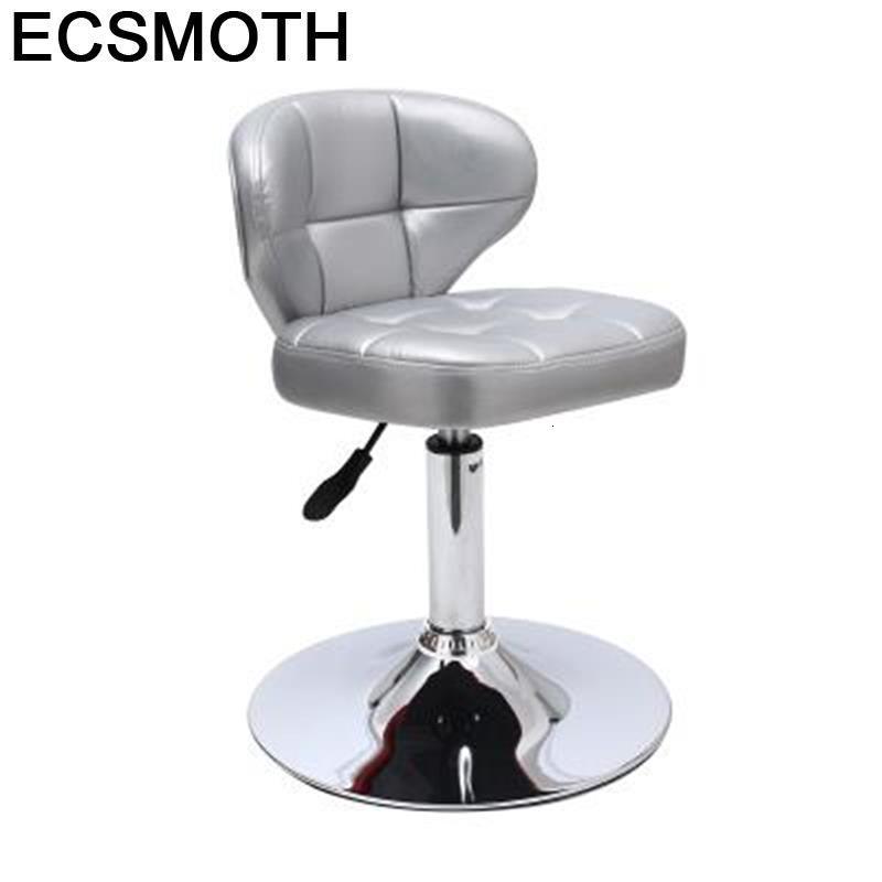 Sedia Stoelen Bancos Moderno Kruk Sgabello Silla Para Barra Table Leather Tabouret De Moderne Stool Modern Cadeira Bar Chair