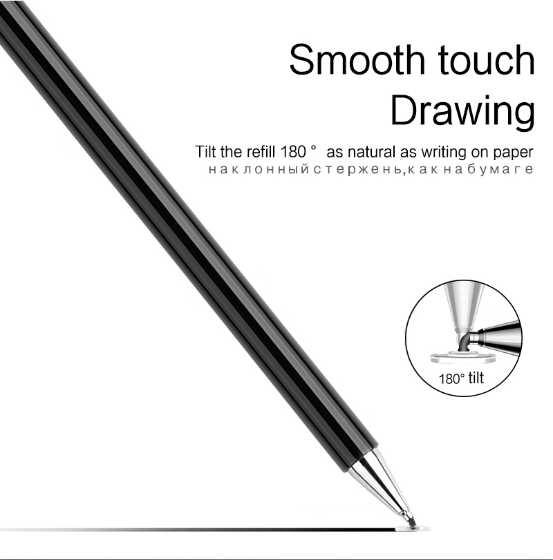 "Capacitive Stylus Touch Screen Pen Universal for Samsung Galaxy Tab A 10.1"" 2019 SM-T510/T515 Tab S5E SM-T720 S6 lite tablet Pen-3"