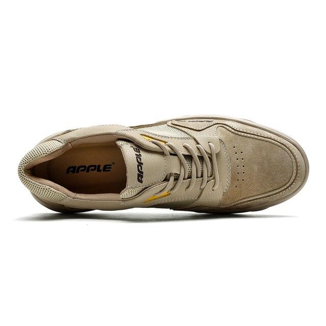 Фото мужские классические кроссовки apple брендовая модная летняя