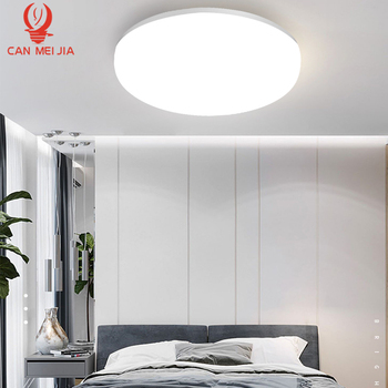 Led Ceiling Light 50W 30W 20W 15W 12W LED Panel Lamp 220V Modern Ceiling Lamps Mount for Living Room Home Lighting фото