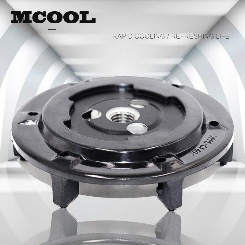 New Air Conditioner AC Compressor Clutch hub + rubber for BMW E90 E91 E92 E93 323 325 330 E60 E61 525 523