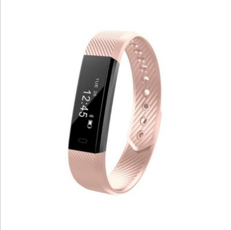 Smart Wristbands <font><b>Tracker</b></font> Smart Pedometer Bluetooth Smartband Monitor WristWatch
