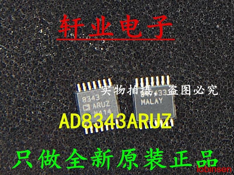 New Original AD8343ARUZ AD8343ARU AD8343A AD8343 TSSOP14 14PIN In Stock