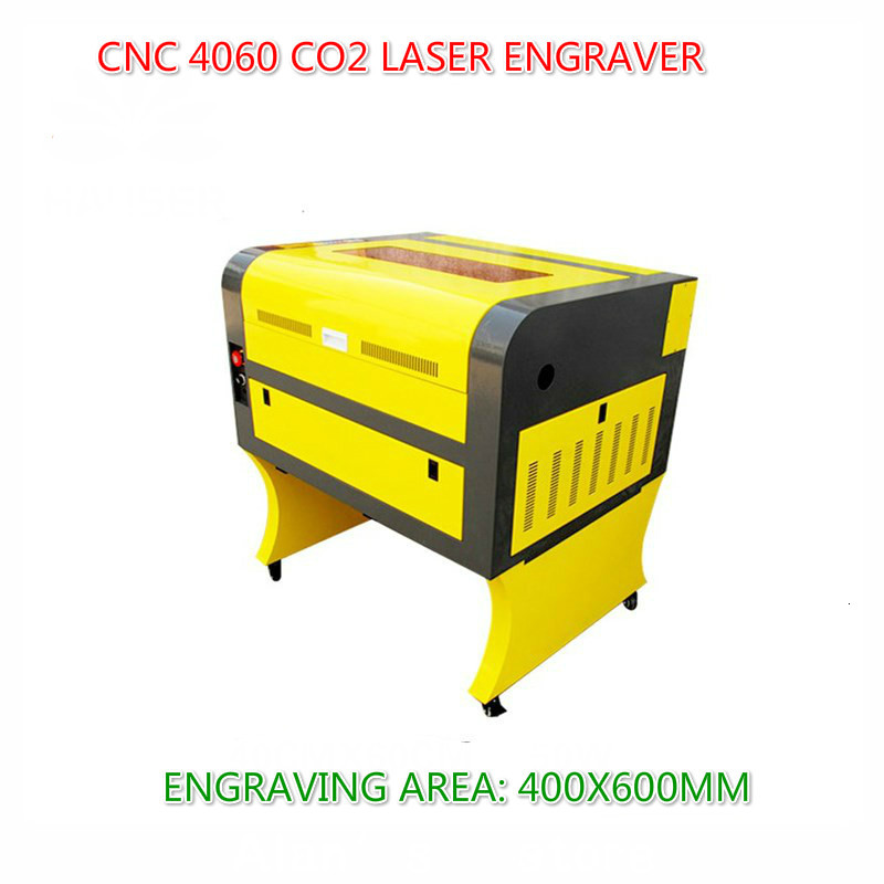 Free Shipping 50w <font><b>4060</b></font> Co2 <font><b>Laser</b></font> <font><b>Engraving</b></font> <font><b>Machine</b></font> 220v/100v <font><b>Laser</b></font> Cutter <font><b>Machine</b></font> <font><b>Laser</b></font> CNC,High Configuration <font><b>Laser</b></font> Engraver image