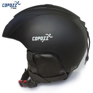 COPOZZ Snowboard Helmet Ski Protective Sports-Skating-Skateboard Men Skiing Women Integrally-Molded