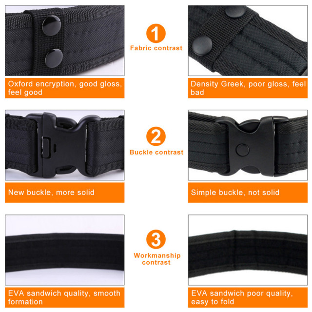 Camouflage Tactical Belts 10