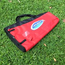 Flight Model 20-40cc Wing Bag RC Gasoline Airplane Wings Protection Bag Red 70cc wing bag for 86 93in 3d plane 50 70cc airplane wing protection