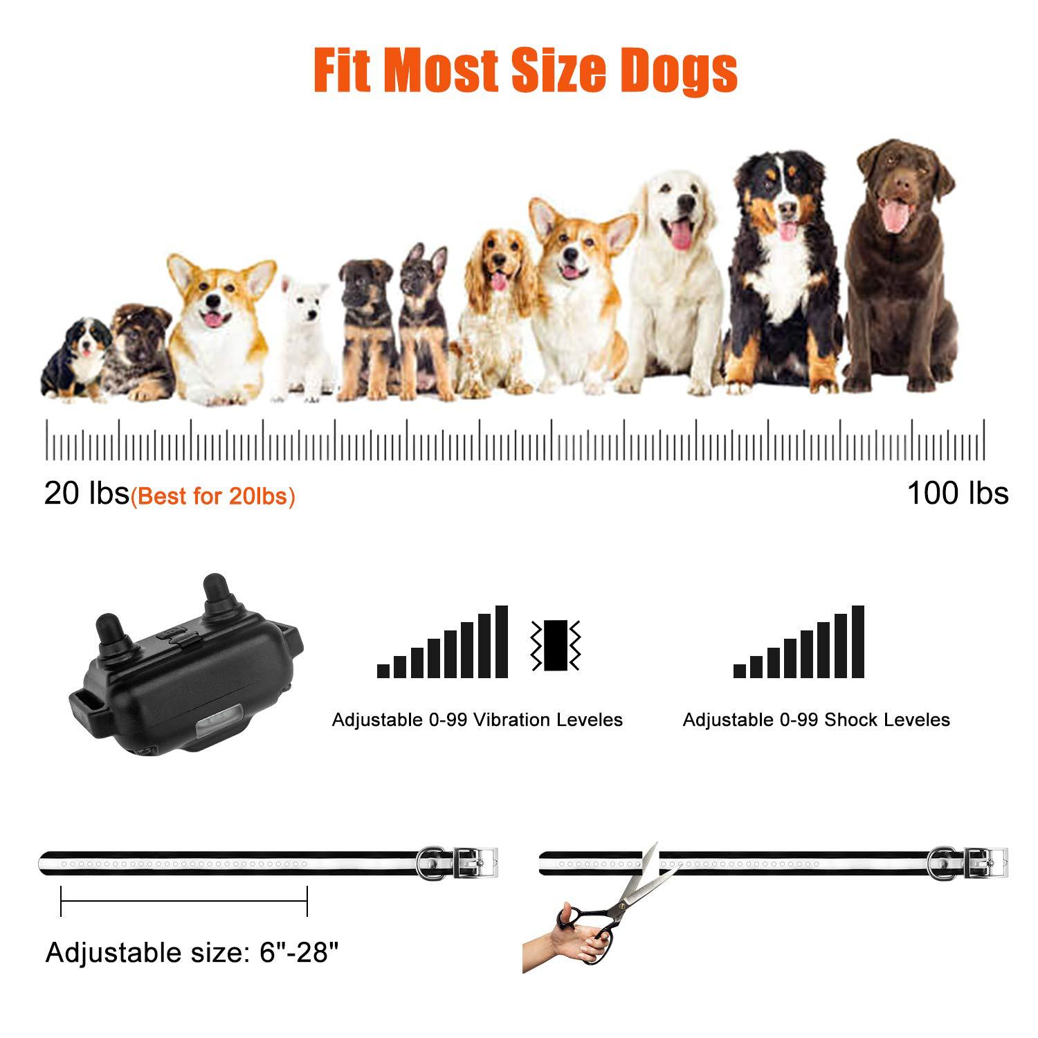 Zhi Fei Qi Dog Fully Automatic Electric Shock Dog Neck Ring Pet Dog Anti-Bite Called Stop Called Electronic Only Fei Neck Ring