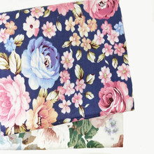 Printed Cotton Twill Fabric For Patchwork Breathable DIY Sewing Quilting Bed Sheet Clothing Child Textile
