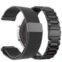 Für Xiaomi Huami Amazfit Stratos 2 2S Strap Für amazfit tempo armband armband Metall 22mm Armband Für Amazfit GTR 47mm Band Stahl