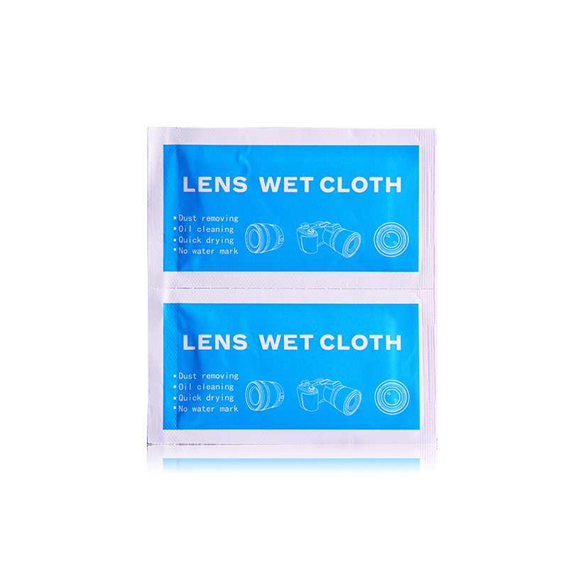 Opula/OPULA Lens Wet Wipes Optical Frames Webcam Camera Lens Cleaning Disinfection Wet Wipe