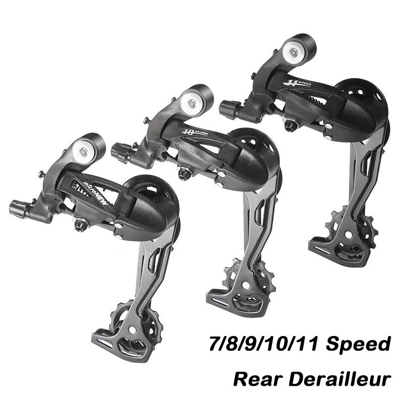 Bicycle MTB 7 8 9 10 11Speed Rear Derailleur MTB Bike Bicycle Derailleur Spare Parts high strength