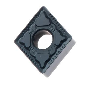 10PCS carbide inserts CNMG120408-PM YBC252 CNMG120412-PM YBC252 free shipping