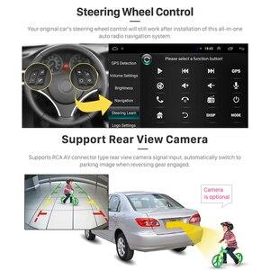 Image 4 - Podofo 2 Din 안드로이드 자동차 스테레오 수신기 라디오 카플레이어 MP5 멀티미디어 플레이어 블루투스 오토라디오 VW 닛산 현대 도요타