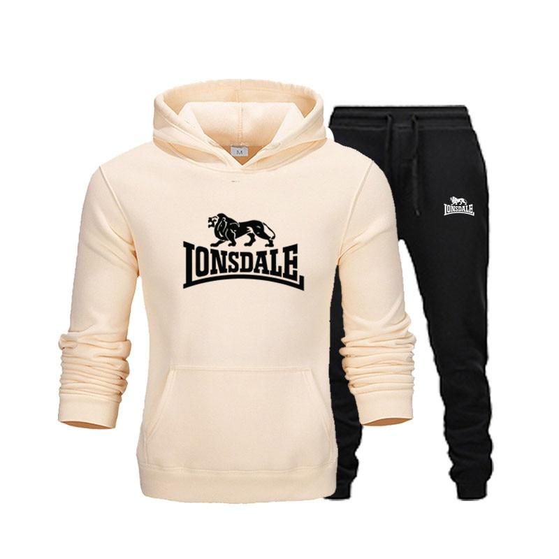 New Fashion Men Hoodies Pumba Suits Brand Tracksuit Men / Women Sweatshirts + Sweatpants Autumn Winter Pol