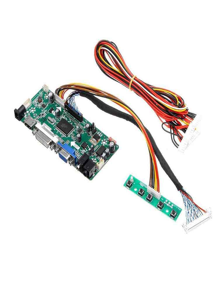 Monitor-Kit LM240WU2 Board-Driver Mnt68676-Board Led-Screen-Controller DVI HDMI