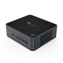 Gk55 mini pc intel celeron j4125 8gb ram 128gb/256gb windows 10 5g wifi, 4k uhd win10 desktop pc nuc duplo gigabit lan