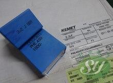4PCS RIFA PHE450 2.2UF 1000V P37.5MM MKP 225/1000V אודיו כחול סרט קבלים KEMET 450 2.2 uf/1000 v 225 2U2 1KV