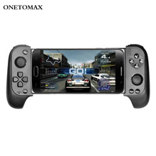 Bluetooth Game Controller For iPhone Android Wireless Bluetooth Game Controller Telescopic Gamepad Joystick for Samsung Xiaomi flydigi x9etpro bluetooth wireless game gaming controller gamepad for iphone for android aa battery control joystick