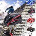 Интегрированный литой шлем для горного велосипеда и езды на горном велосипеде с шапкой  мужские и женские шлемы