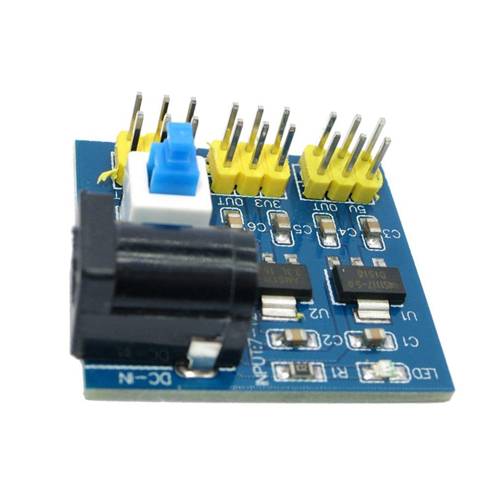3.3V 5V 12V Power Supply Module Multi-Output Dc-Dc Voltage Conversion Module 12V To 3.3/5/12